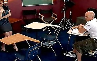 hot breasty cougar kylie ireland bangs student