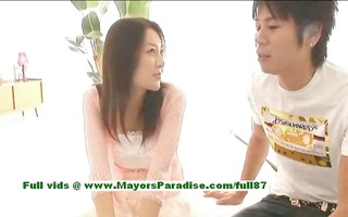 mai uzuki innocent breasty chinese babe receives