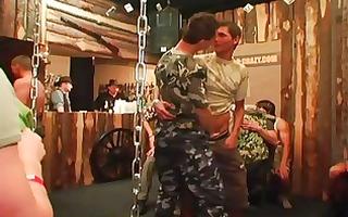 homosexual orgy #1
