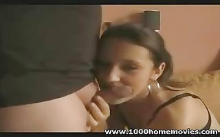 homemade dilettante pair oral-stimulation