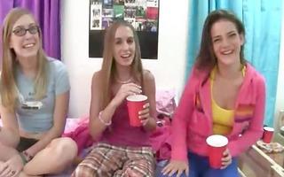 youthful student coitus schoolgirls
