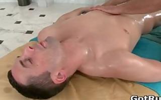 massage pro acquires his tattooed anus part1