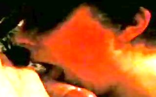 emo girl gives oral-sex