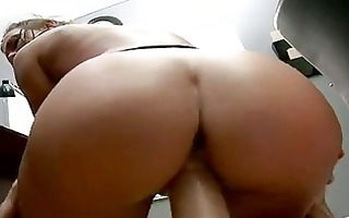big boobed whore rachel starr likes to get her