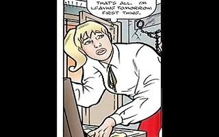 blonde tricked into sadomasochism sex comics