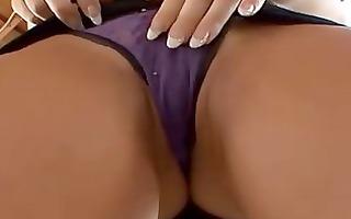 eurobabe pov anal