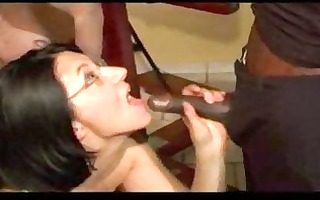 clarafrench older team-fucked in stockings