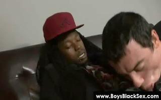 blacks thugs breaking down sissy white lads hard