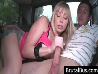 Right moll with an entrancing twat devours two
