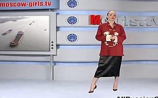 russian moskow babe tv alena russian cumshots