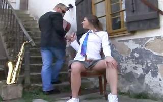 teacher fuck schoolgirl in uniform
