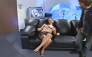haley paige on the casting couch