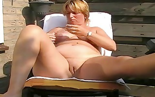 sexy overweight aged with obese nipples bonks her