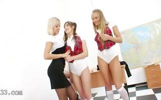 anal beauties and their teacher