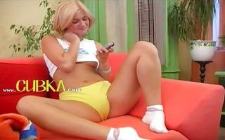 czech golden-haired princess sex a sex tool