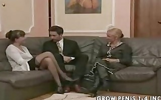 granny and mother i in stockings fuck part1