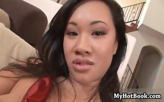 oriental kimmy thai is so slutty about getting her