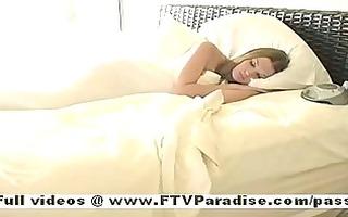 taniafrom ftv girlssuperb blond angel sleeping
