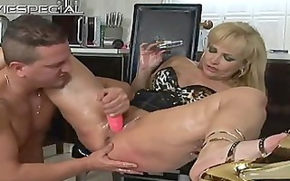 mature d like to fuck gets backdoor screwed part1