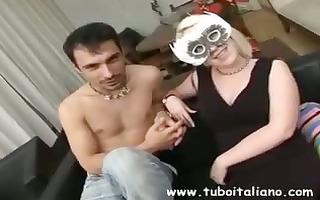 italian wife casalinga trombata