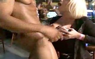party slut engulfing schlong