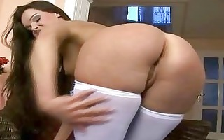 youthful non-professional jenny stripping and