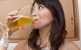 void urine cum piddle cocktail