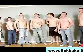 hungry twink sucks dongs during fuckfest