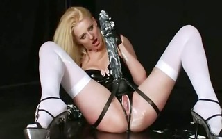 captivating whipped goo in anals