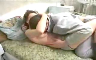 drunk mamma screwed by her son