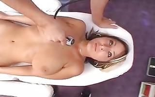 gyno clinic scrutiny of a cech girl carol