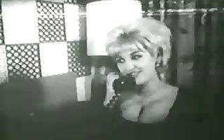 vintage telephone stripper