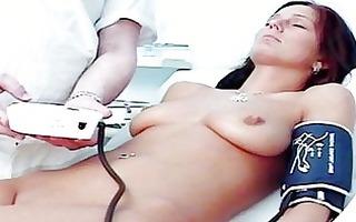 sara gyno exam including pussy speculums exam and