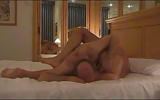 2 old dads butt hole a-hole take up with the