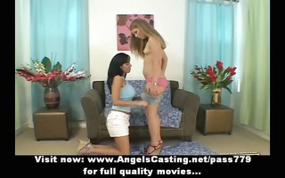 lesbian lalin girl mother i and hitchhiker