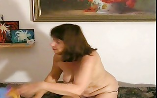 mother i in nylons
