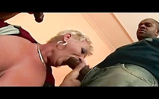anal granny doubles up