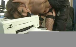 stealing secretary