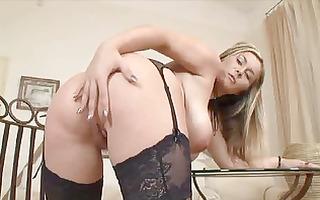 breasty milf solo