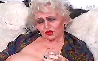 old doxy fucked by a pervert juvenile cock