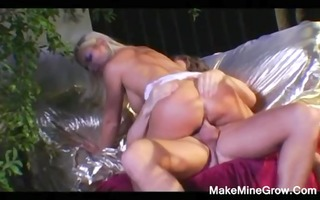 barbara drilled in the ass