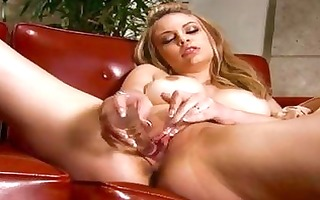 wicked naked babe bree daniels toying her twat