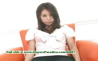 aya hirai blameless chinese girl has a cute moist