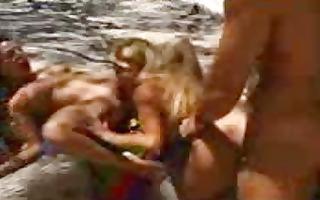 babes beach three-some - jp spl