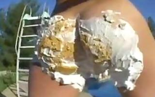 teagen presley acquires a butt creampie