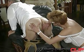 aged sex with bushy d like to fuck and her doctor